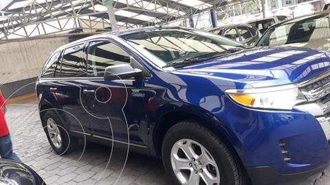 Ford Edge SE usado (2013) color Azul precio $155,000