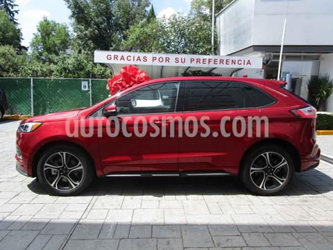 Ford Edge Sport usado (2019) color Rojo precio $759,000