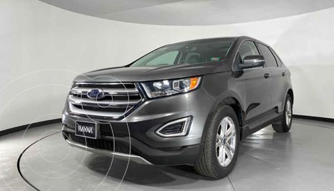 Ford Edge SEL PLUS usado (2015) color Gris precio $299,999
