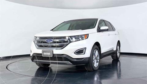 Ford Edge SEL PLUS usado (2016) color Blanco precio $367,999