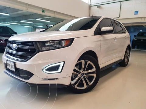 Ford Edge Sport usado (2018) color Blanco precio $489,100