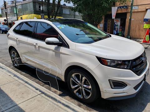 Ford Edge Sport usado (2017) color Blanco Platinado precio $419,500