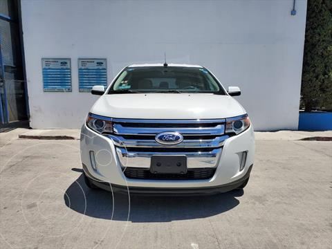 Ford Edge SEL PLUS usado (2013) color Blanco precio $200,000
