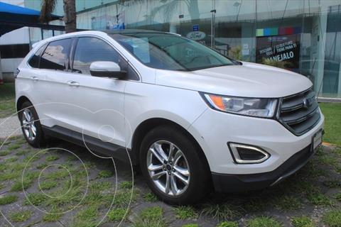 Ford Edge SEL PLUS usado (2015) color Blanco precio $320,000