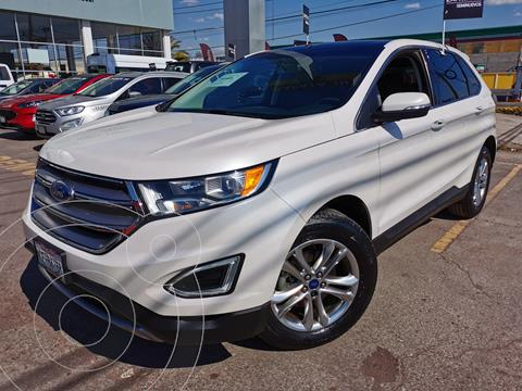 Ford Edge SEL PLUS usado (2018) color Blanco Platinado precio $470,000