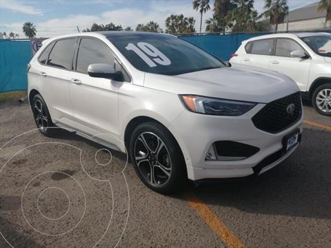 Ford Edge ST usado (2019) color Blanco precio $580,000