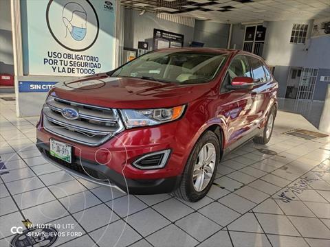 Ford Edge SEL PLUS V6/3.5 AUT usado (2015) color Rojo precio $295,000