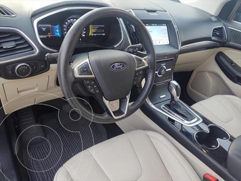 Ford Edge Titanium usado (2016) color Negro precio $364,900
