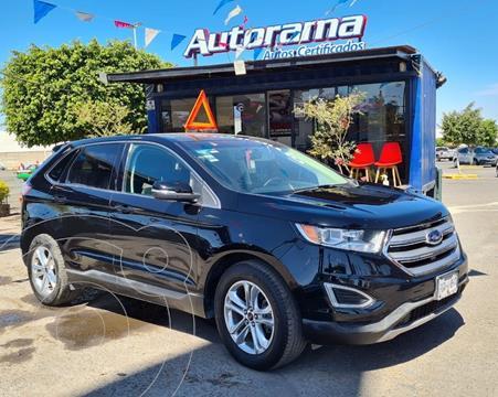 Ford Edge SEL PLUS usado (2018) color Negro precio $425,000