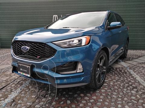 Ford Edge Titanium usado (2020) color Azul Metalico precio $759,000