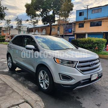 Ford Edge Titanium usado (2018) color Plata Estelar precio $450,000