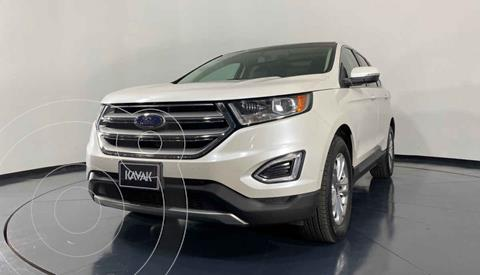 Ford Edge SEL PLUS usado (2016) color Blanco precio $352,999