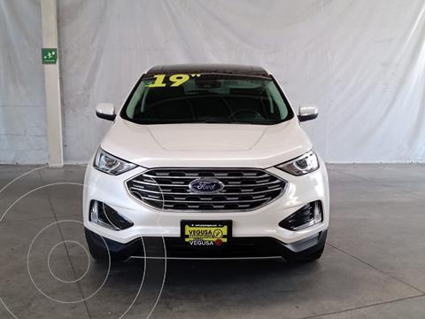Ford Edge SEL PLUS usado (2019) color Blanco precio $519,000