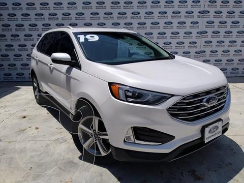 Ford Edge SEL PLUS usado (2019) color Blanco precio $470,000