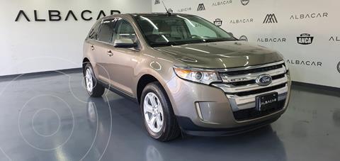 Ford Edge Limited usado (2013) color Dorado precio $229,900
