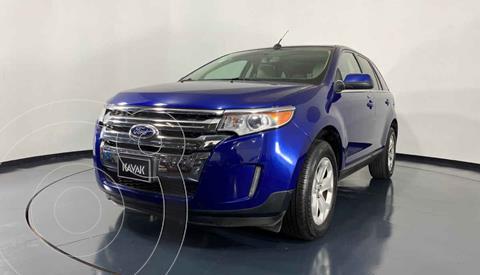 Ford Edge SE usado (2012) color Azul precio $227,999