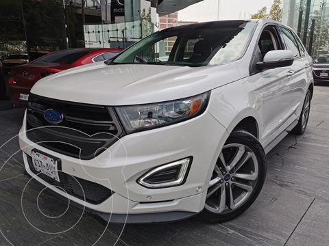 Ford Edge Sport usado (2018) color Blanco Platinado precio $575,000