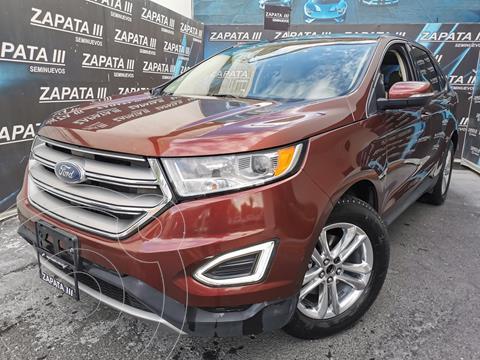 Ford Edge SEL PLUS usado (2015) color Rojo Rubi precio $305,000