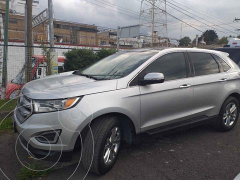 Ford Edge SEL PLUS usado (2015) color Plata precio $295,000