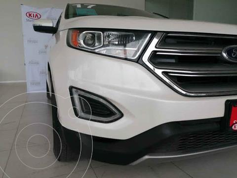 Ford Edge Version usado (2017) color Blanco precio $369,900