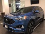 Ford Edge 5p ST V6/2.7/T Aut usado (2019) color Azul precio $745,500
