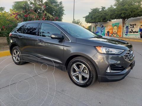 Ford Edge SEL PLUS 2.0L GTDI usado (2020) color Gris precio $598,000
