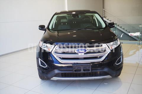 Ford Edge Titanium usado (2015) color Negro precio $319,000