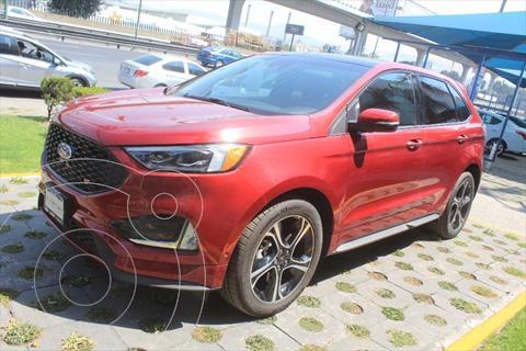 Ford Edge TITANIUM ECOBOOST usado (2019) color Rojo precio $699,000