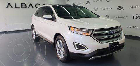 Ford Edge SEL PLUS usado (2018) color Blanco precio $429,900