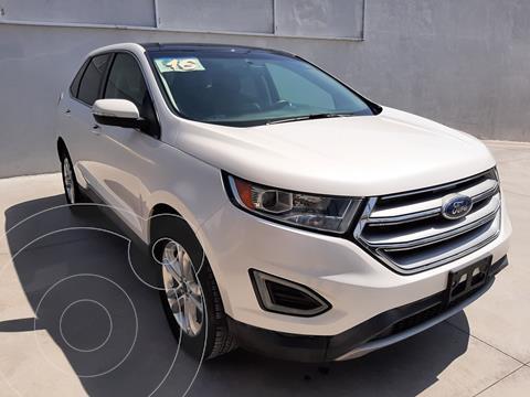 Ford Edge SEL PLUS usado (2016) color Blanco precio $414,000