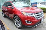 Ford Edge Titanium usado (2018) color Rojo precio $754,000