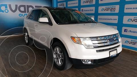 Ford Edge Limited  usado (2009) color Blanco precio $135,000