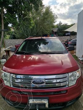 Ford Edge SE usado (2009) color Rojo precio $115,000