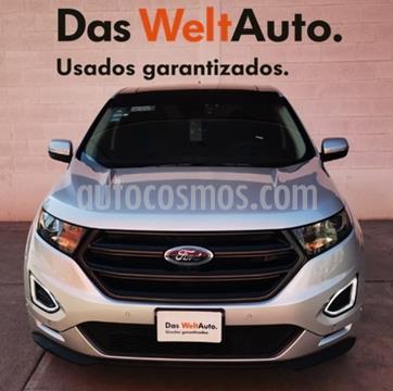 Ford Edge Sport usado (2018) color Plata Estelar precio $480,000