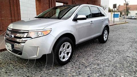 Ford Edge Limited  usado (2012) color Plata precio $190,000