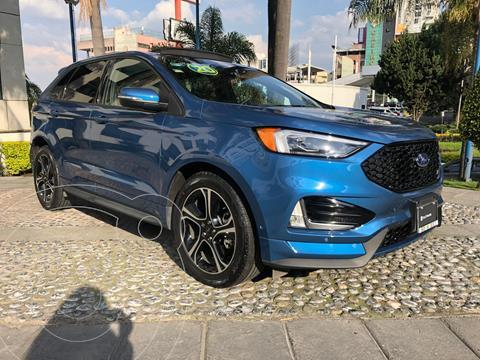 Ford Edge ST usado (2020) color Azul precio $759,000