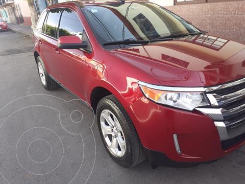 Ford Edge SEL usado (2013) color Rojo Cobrizo precio $170,000