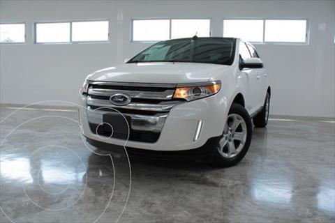 Ford Edge LIMITED 3.5L V6 V/P Q/C SYNC AT usado (2013) color Blanco precio $220,000
