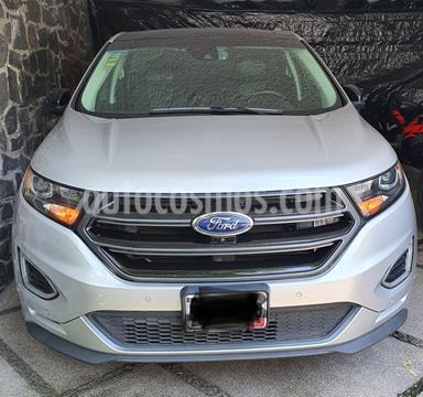 Ford Edge ST usado (2016) color Plata precio $400,000
