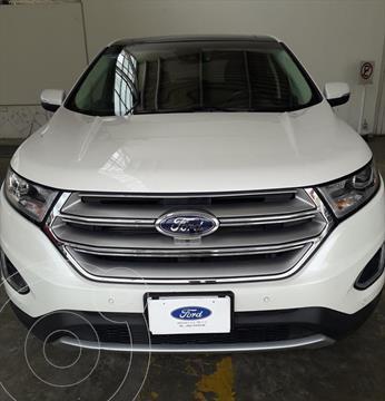Ford Edge Titanium usado (2015) color Blanco precio $335,000