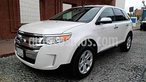 Ford Edge SEL usado (2013) color Blanco precio $216,000