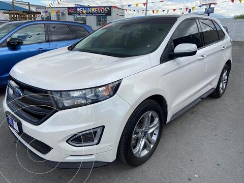 Ford Edge Sport usado (2018) color Blanco precio $448,000