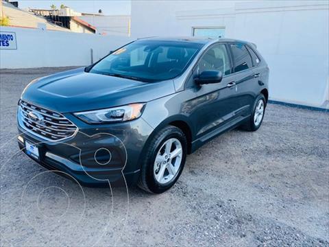 Ford Edge SEL PLUS 2.0L GTDI usado (2020) color Gris precio $590,000