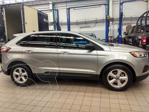 Ford Edge SEL PLUS 2.0L GTDI usado (2020) color Plata precio $579,000