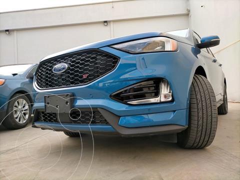 Ford Edge ST usado (2020) color Azul Metalico precio $749,000