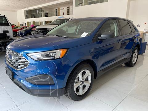 Ford Edge SEL Plus usado (2020) color Azul precio $569,000