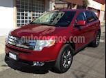 Foto venta Auto usado Ford Edge SEL (2008) color Rojo precio $125,000