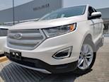 Foto venta Auto usado Ford Edge SEL (2015) color Blanco Platinado precio $325,000