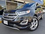Foto venta Auto usado Ford Edge Titanium (2017) color Negro precio $580,000