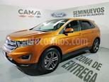 Foto venta Auto usado Ford Edge Titanium (2015) color Dorado precio $349,900